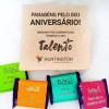 CAIXA DE TALENTOS - 4 UNIDADES