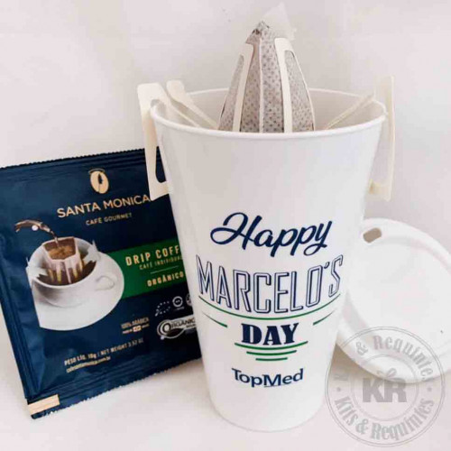 COPO BUCKS 500ML + DRIP COFFEE