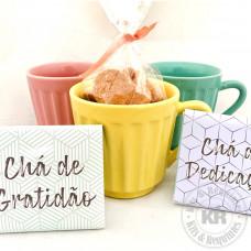 CHÁ DE CARINHO
